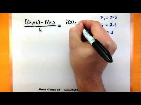 Calculus - Find The Average Rate Of Change Word Problem