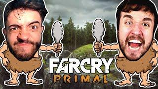 FAR CRY PRIMAL - Desvendando a Floresta- com Leon e Patife