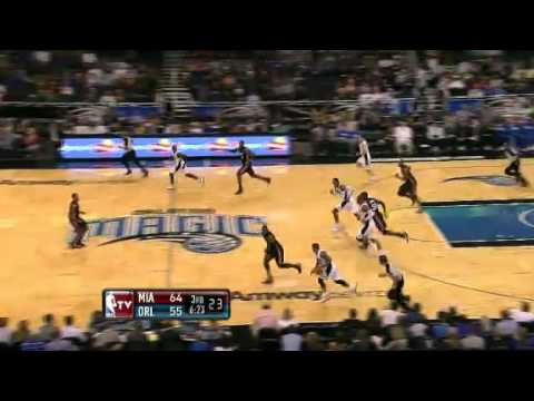 Maimi Heat vs Orlando Magic Highlights (Preseason)2011-2012