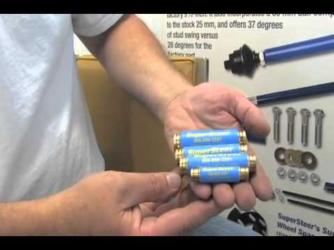 Supersteer Products - Henderson's Line-Up Brake & RV Inc