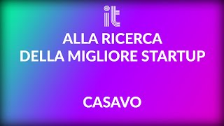 Alla ricerca delle migliori startup: Giorgio Tinacci (Casavo)