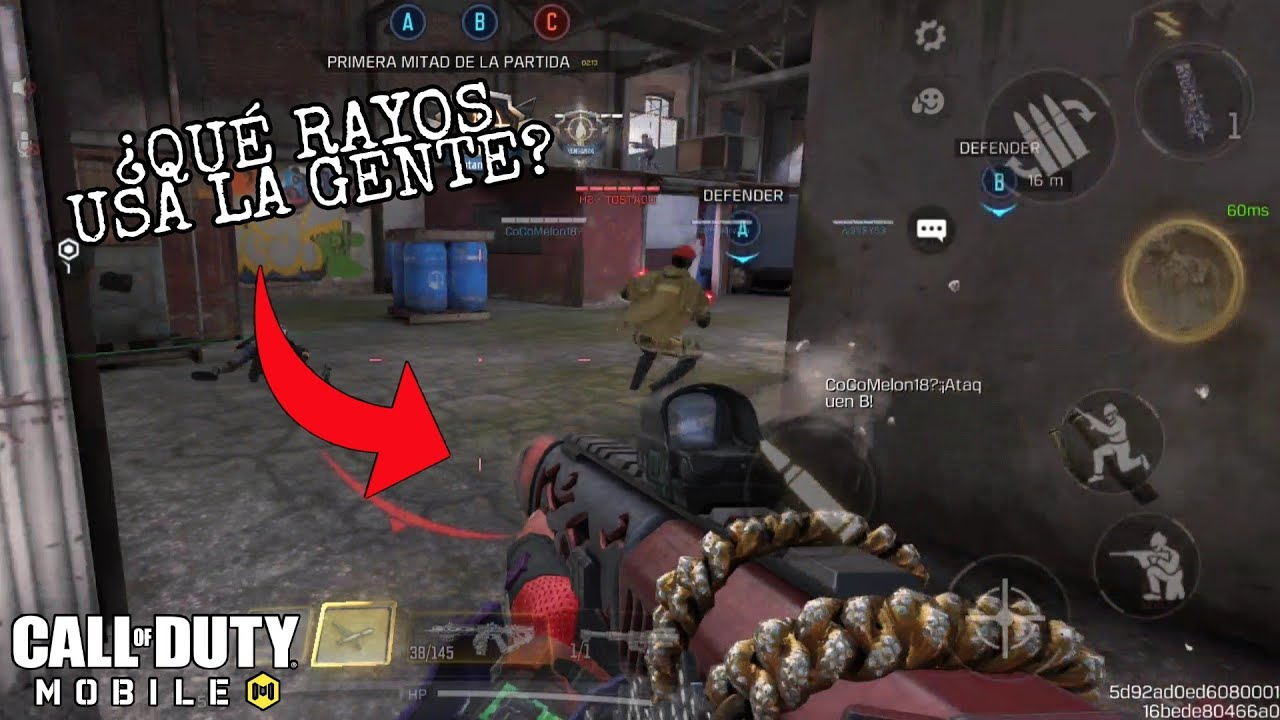 Download RANKED pero cada Kill recojo su arma - Call Of Duty Mobile