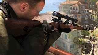 Sniper Elite 4 — Тизер! Анонс (HD) 2016