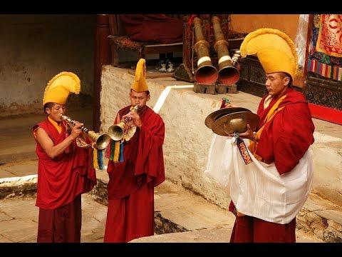 Sherpas y Gurungs en el Himalaya - Nepal