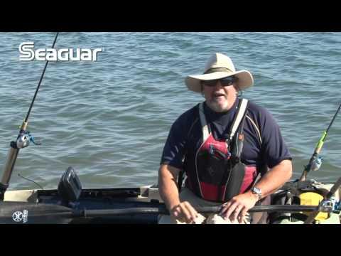 Kayak fishing with trolling motors youtube for Fishing kayak with trolling motor