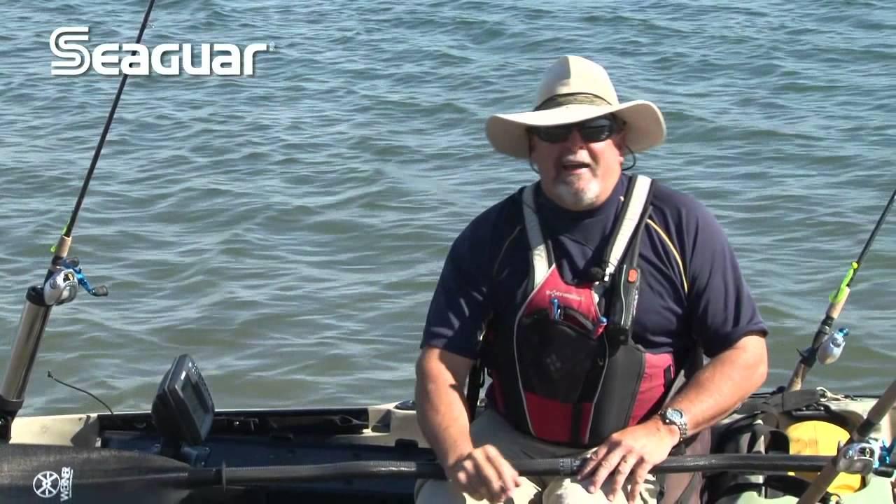 Kayak Fishing with Trolling Motors