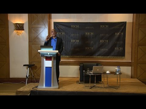 #Mindspeak Presentation with Aly-Khan Satchu CEO Rich Manage
