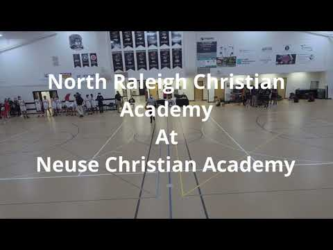NCA Varsity vs North Raleigh Christian Academy