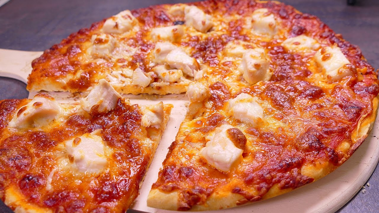 tasty no yeast pizza easy food recipes for dinner to make at home