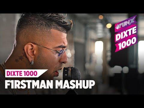 F1RSTMAN: 10 TRACKS, 1 BEAT [FUNX DIXTE 1000 MASHUP]
