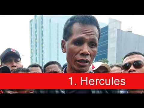 7 Preman - Preman Terkenal Di Indonesia