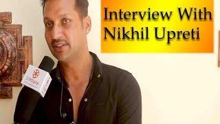 "Interview With Nikhil Upreti - Announcement Of Nepali Movie "" Commitment ||  New Nepali Movie 2017"