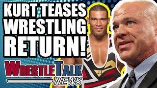 Jeff Hardy MISSING WrestleMania! Kurt Angle Talks WWE Wrestling RETURN! | WrestleTalk News Oct. 2017