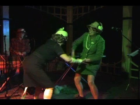 The Chalkwell Ladies Drum n Bass League - Gasolina