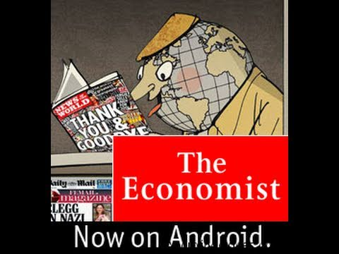 The Economist App Review - Free Magazine Subscriptions Phone - PhoneRadar
