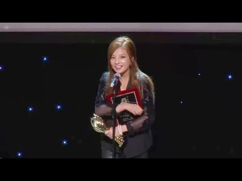 Vicki Zhao / 赵薇 (Zhao Wei): 10th Chinese American Film Festival - Golden Angel Awards Ceremony