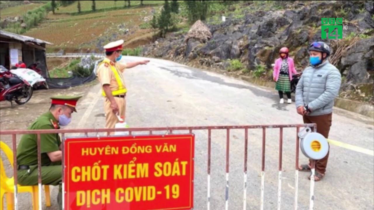 Hà Giang dỡ phong tỏa thị trấn Đồng Văn | VTC14