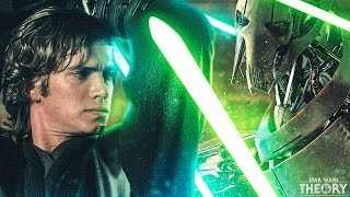 What if Anakin Fought General Grievous? - Star Wars Theory