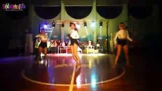 MAMBO FLAVOUR BANU-HANDE-TULIN SHOW | 5.ABDA SİNA CORA DANCE CAMP