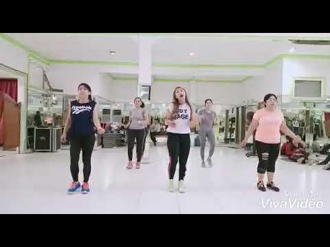 Download Mata Genit | Zumba Dangdut | Nisa Farella | Zin Anita Suzana Mp4 baru