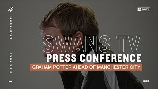 Press Conference ahead of Manchester City