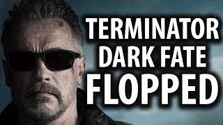 Terminator Dark Fate Flops Due to SJW Cringe