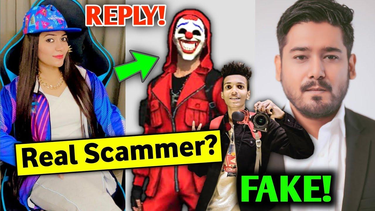Badge 99 revealed real Scammer?😱 Titanium Gamer Engaged?😍 Betu YT Exposed?😮 Rocky Manage Girls Team😰