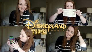 Disneyland Paris Tips & Tricks | The Ultimate Guide! ♡ | brogantatexo(Hiya! Today I'm sharing all my personal tips and tricks for having an awesome time at Disneyland Paris. I've been a few times now, so I'm pretty confident on ..., 2016-04-20T17:00:02.000Z)