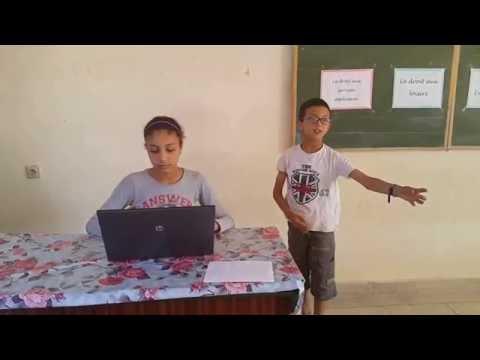 Pièce de théâtre: les droits de l'enfant