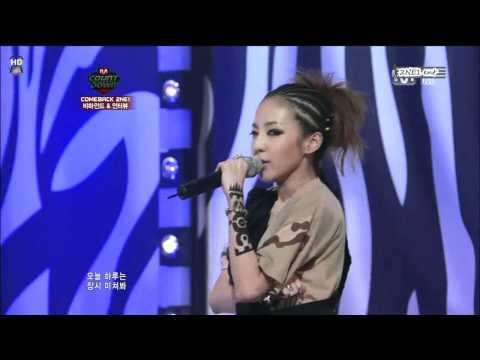 2NE1 100916 HD LIVE - [CLAP YOUR HANDS ]