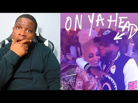 """DREAMDOLL """"On Your Head"""" (TORY LANEZ DISS) REACTION"""