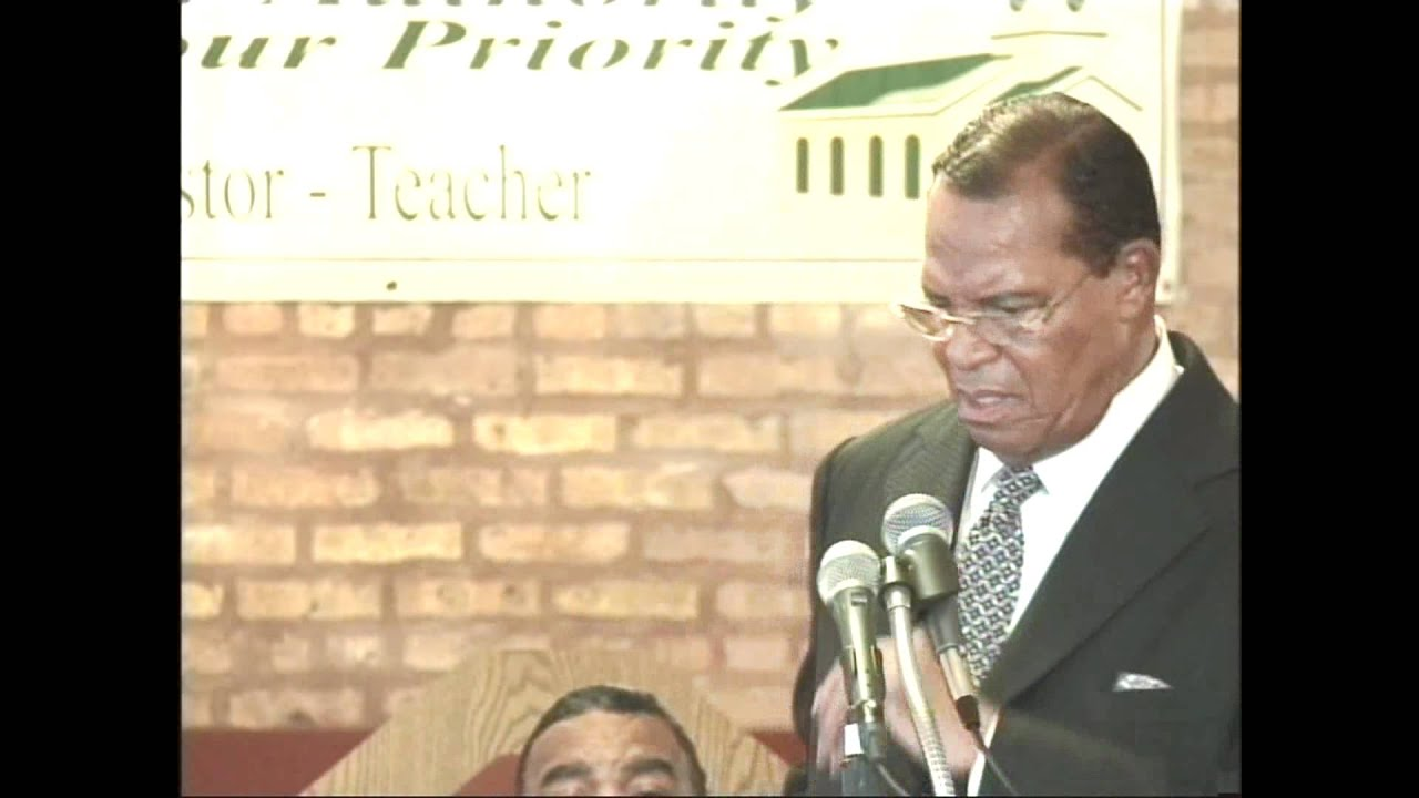 Minister Farrakhan on Trayvon Martin, Pres. Obama, and Black Youth