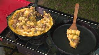 Camp Breakfast Casserole