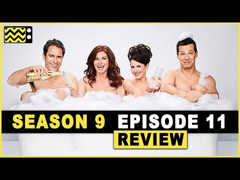 Will & Grace Season 9 Episode 11 Review & AfterShow | AfterBuzz TV