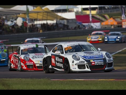 Carrera Cup Australia: Hidden Valley Raceway, Race 3