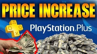 "PS PLUS Price Increase 2019 - Warning PS4 6.70 ""Gaming News"""