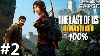 Zagrajmy w The Last of Us Remastered PL (100%) odc. 2 - Strefa kwarantanny | Hard