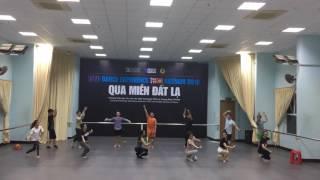 Nhóm múa Viva - Việt Nam ngày mới