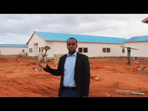 Daawo Mashruuca Turkigu Ka Wado Buuhoodle dugiga ugu Wayn Somalia