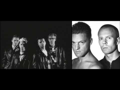 Depeche Mode - Enjoy the silence & Erasure - A little respect