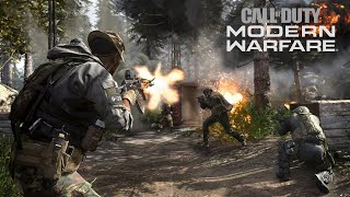 Call of Duty^ Modern Warfare^  Анонс трейлера сетевой игры RU
