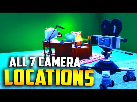 ALL 7 FILM CAMERA LOCATIONS