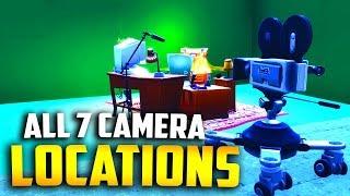 ALL 7 FILM CAMERA LOCATIONS
