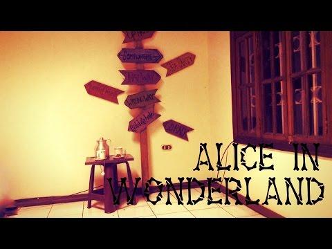 Proyect 001: Alice in Wonderland || Imcesia