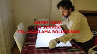 LG TV MAVİ EKRAN ARIZASI VE TAMİRİ