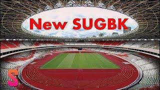 Kemegahan di Stadion Utama Gelora Bung Karno