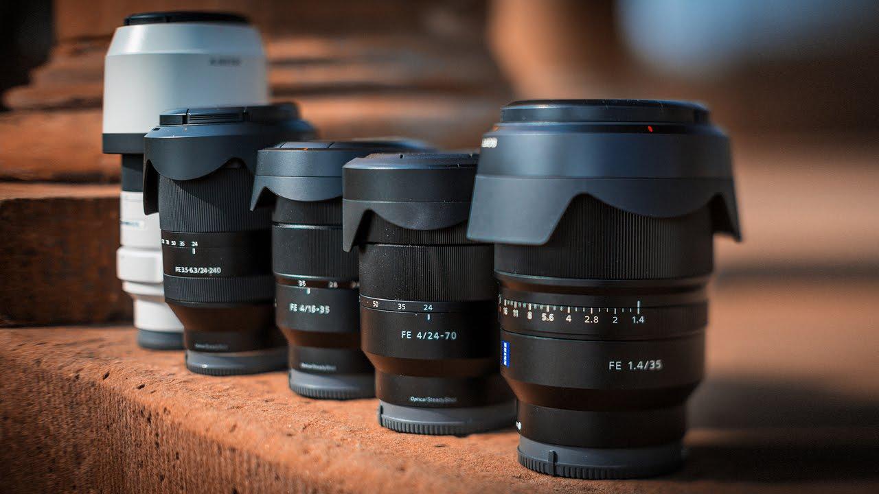 Berühmt Full Frame Objektive Für Canon Fotos - Benutzerdefinierte ...