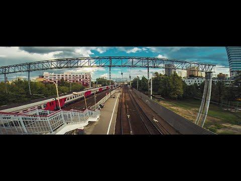 MOSCOW STATION (29.08.14.) (video, time lapse)🎬Alexei🔴Bobrenev🎬