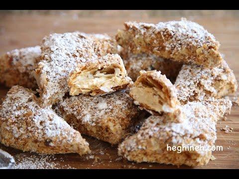 Easy Napoleon Recipe - Dessert Napoleon - Heghineh Cooking Show