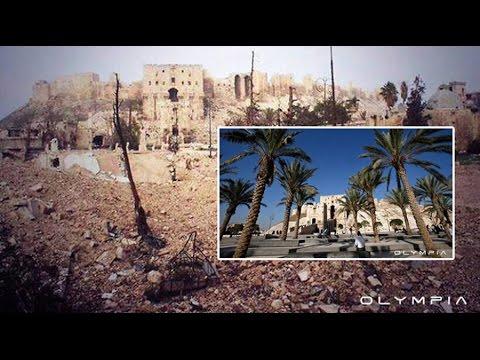 Алеппо до и